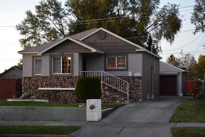 Idaho Falls ID Single Family Home For Sale: $158,000