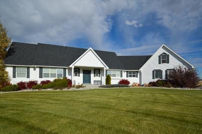 Idaho Falls ID Single Family Home For Sale: $525,000