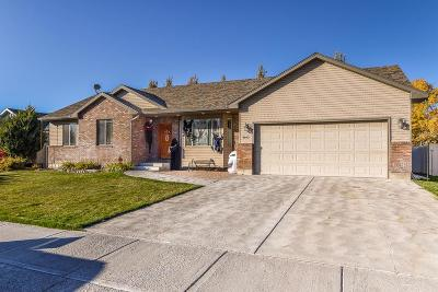 Idaho Falls Single Family Home For Sale: 1663 Daffodil Place