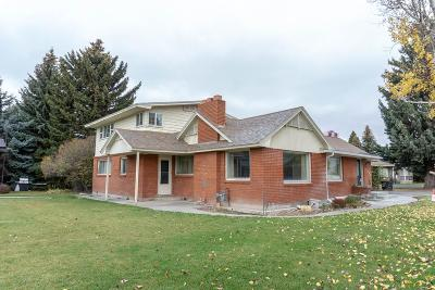 Ammon Single Family Home For Sale: 2760 S Ammon Road