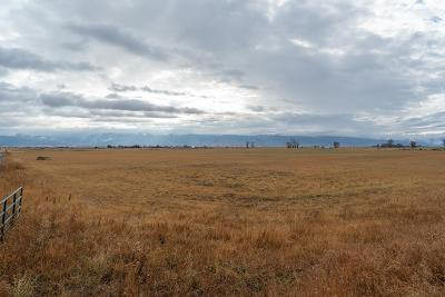Teton County Farm For Sale: 33.6 Ac W 4000 N