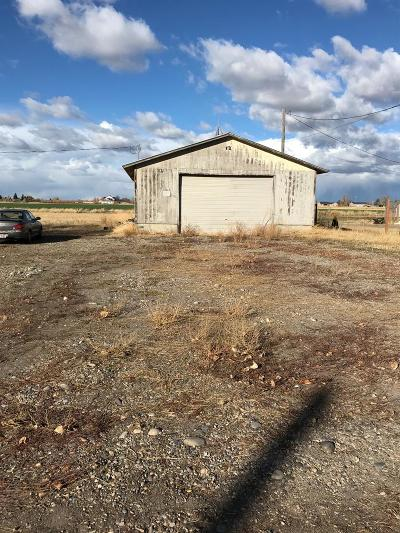 Blackfoot Single Family Home For Sale: 464 W 245 N