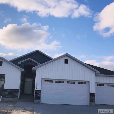Pocatello Single Family Home For Sale: 1103 Dolostone