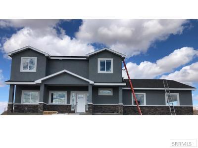 Pocatello Single Family Home For Sale: 308 Scoria Court