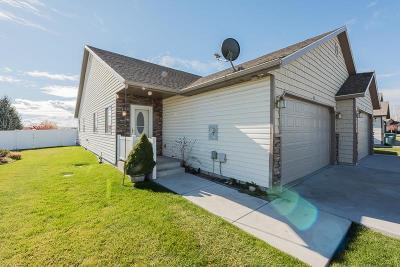 Blackfoot Single Family Home For Sale: 406 Neff Circle