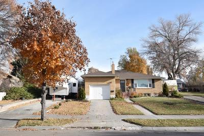 Idaho Falls Multi Family Home For Sale: 966 J Street