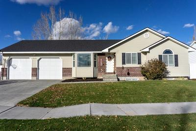 Ammon Single Family Home For Sale: 4133 Birchwood Circle