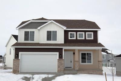 Rexburg Single Family Home For Sale: 1140 John Hancock Avenue
