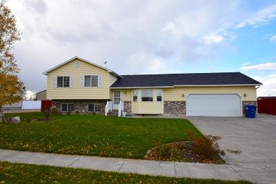 Idaho Falls Single Family Home For Sale: 822 S Wheatfield Lane