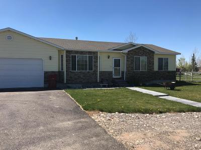 Rigby Single Family Home For Sale: 93 N 3985 E