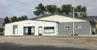 Bannock County Commercial For Sale: 201, 203 Center Street