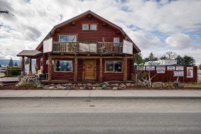 Teton County Commercial For Sale: 6236 S Main Street