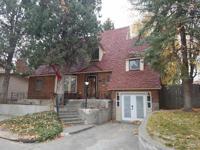 Idaho Falls Single Family Home For Sale: 153 8th Street