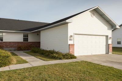 Ammon Single Family Home For Sale: 2821 E Chasewood Drive