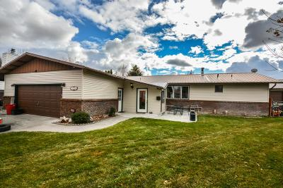 Idaho Falls Single Family Home For Sale: 1964 Ririe Circle