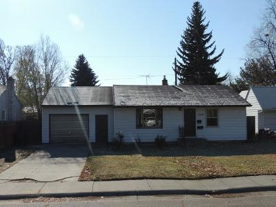 Idaho Falls ID Single Family Home For Sale: $167,761