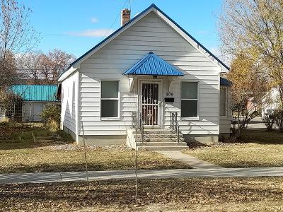Blackfoot Single Family Home For Sale: 309 S University Avenue