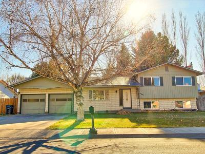 Idaho Falls Single Family Home For Sale: 2325 Brookcliff Drive