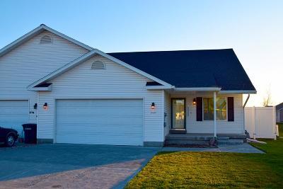 Ammon Single Family Home For Sale: 3130 E John Adams Parkway