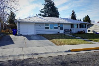 Rexburg ID Single Family Home For Sale: $175,000