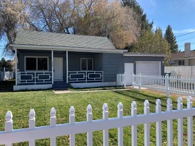 Blackfoot Single Family Home For Sale: 1126 Pendlebury Lane