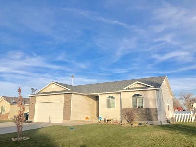 Blackfoot Single Family Home For Sale: 2320 Windsor Drive