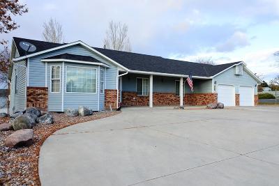 Pocatello Single Family Home For Sale: 1466 Baldy Avenue