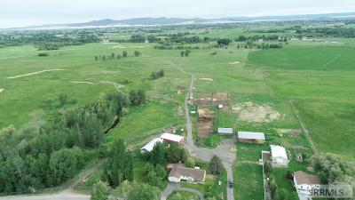 Rexburg Farm For Sale: 1721 E 100 N