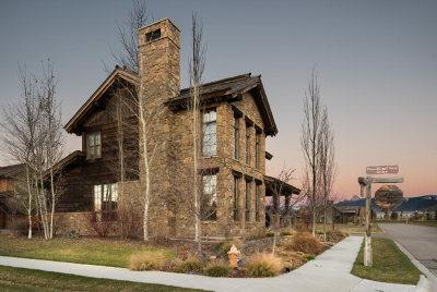 Teton County Single Family Home For Sale: 736 L6-4 Chukar