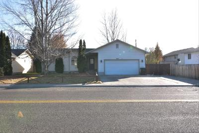 Blackfoot Single Family Home For Sale: 820 Wooten Way