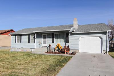 Pocatello Single Family Home For Sale: 4920 Comanche Drive