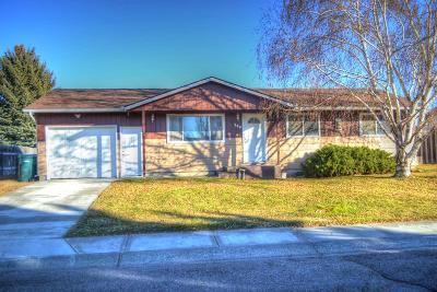 Blackfoot Single Family Home For Sale: 566 Nicole Drive