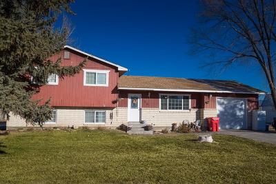Madison County Single Family Home For Sale: 176 E 3750 N