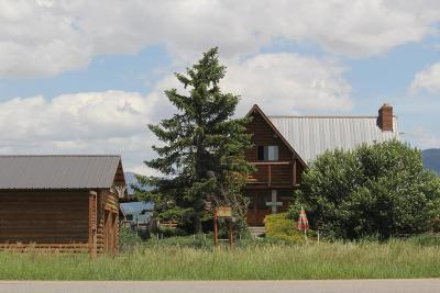 Teton County Commercial For Sale: 1649 N Hwy 33