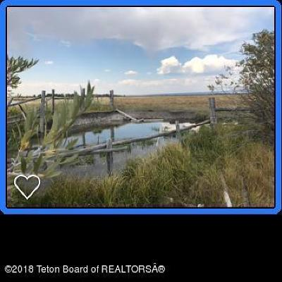 Teton County Farm For Sale: 3000 W 5000 S