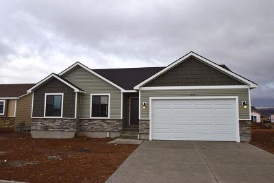 Ammon Single Family Home For Sale: 3975 Rich Lane