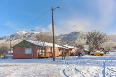 Arco Multi Family Home For Sale: 440 Lost River Avenue