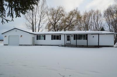 Rigby Single Family Home For Sale: 4448 E 500 N
