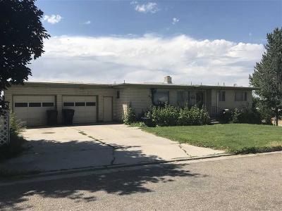 Power County Single Family Home For Sale: 606 Calder Avenue