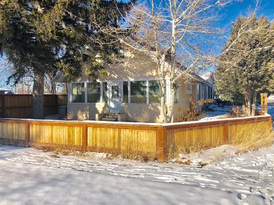 Rigby Single Family Home For Sale: 127 E 2 N