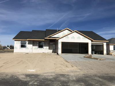 Bingham County Single Family Home For Sale: 348 W 155 N
