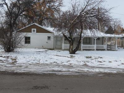 Chubbuck Single Family Home For Sale: 219 Briscoe Road