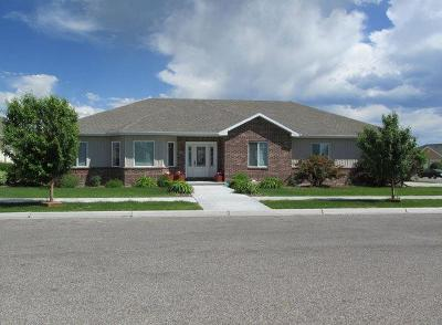 Idaho Falls ID Single Family Home For Sale: $320,000
