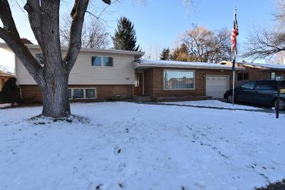 Idaho Falls ID Single Family Home For Sale: $225,000