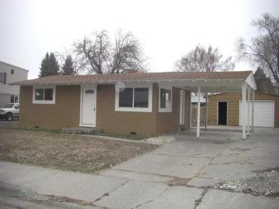 Idaho Falls ID Single Family Home For Sale: $115,000