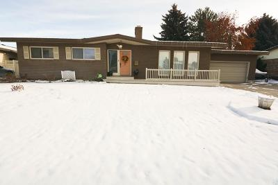 Idaho Falls ID Single Family Home For Sale: $219,500