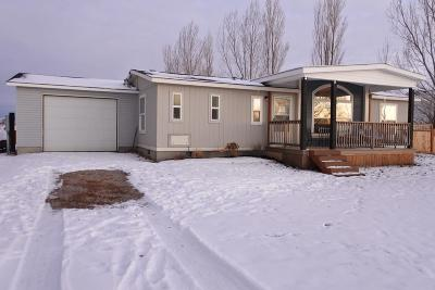 Idaho Falls ID Single Family Home For Sale: $220,000