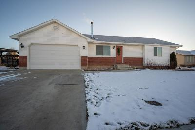Idaho Falls ID Single Family Home For Sale: $215,000
