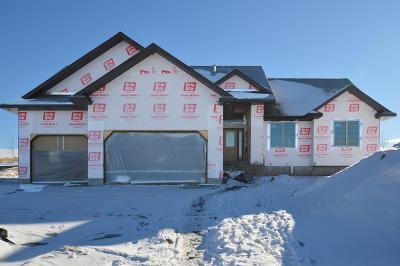 Ammon Single Family Home For Sale: 3509 Boulder Creek Lane