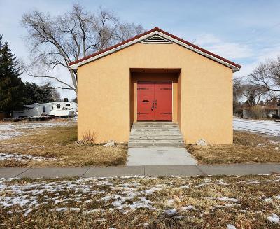 Shelley Single Family Home For Sale: 239 E Elm Avenue